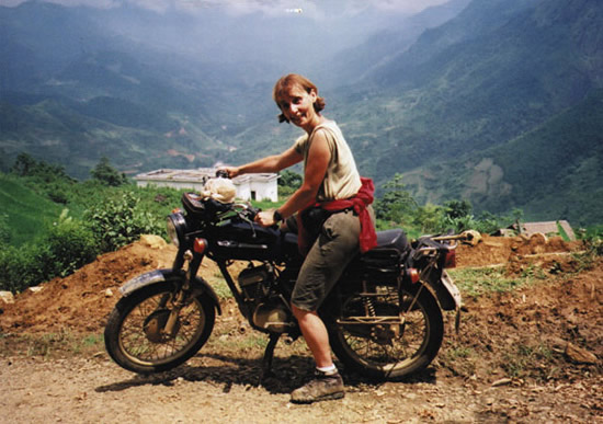 Dorothy in Indochina - 2002